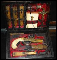 Vampire Hunters Kit by SalemCat