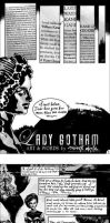 Lady Gotham by mysteryming