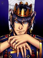 The Etherial Prince by Tiamate
