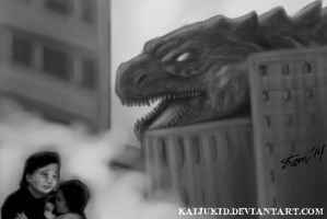 We'll Be Joining Your Father Very Soon... by kaijukid