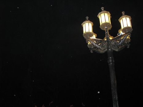 The Street lamp2 by Jhonni