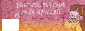 Facebook Cover - Mabel by penguinsfan90
