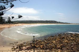 Dee Why Beach by amyhooton
