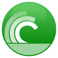 bittorrent icon glossy by lopagof
