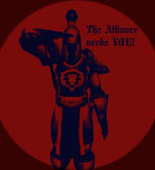 The Alliance needs YOU! - Norum0310 by Norum0310