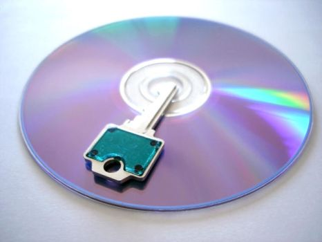 CD-DVD with Key by curriegrad2004