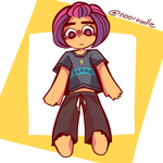 its me by nooroodle