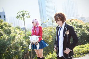 Guilty Crown_Ordinary Day 02 by vicissiJuice