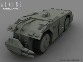 APC Rear by paulelder