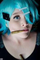 Bullet Of Bullets by Foxy-Cosplay