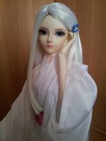 Sode no Shirayuki BJD - Shy and Beautiful by AngyValentine