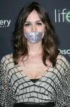 Eliza Dushku duct tape gagged by ikell