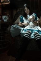 Alice Liddell - Alice: Madness Returns by InsaneRaccoon