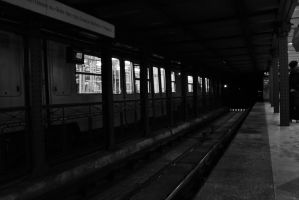 Budapest tram 4 by AS142