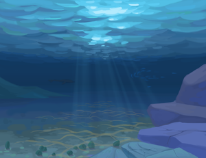 Beneath the Surface by graced-for-art
