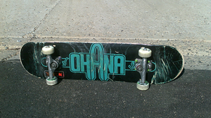 Skateboard by eMoneyGraphix