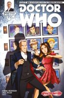 EXCLUSIVE DR WHO VARIANT COVER by DESPOP