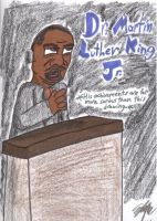 MLK by NWolfman