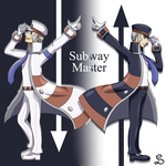 Subway Master by SarOkami