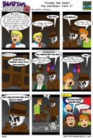 Scooby Doo Meets The Watchmen: Part 3 by DairyBoyComics
