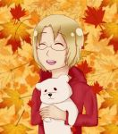 APH - Autumn by LilyPadForever