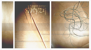 paper textures03 by sheyzi