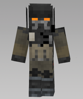 Assault Infantry -Minecraft- by Xeroph19