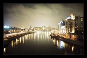 Night Moscow 01 by II-calm-II