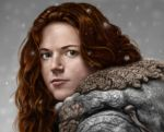 Kissed by Fire by DrKujo