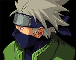 Kakashi by EarthToMe001