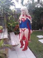 New 52 Supergirl Cosplay by starbuxx