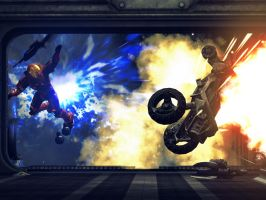 Halo 3 by Staticpictures