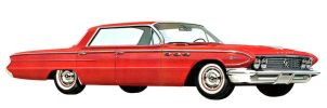 After the age of chrome and fins : 1961 Buick by Peterhoff3