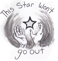 This Star Won't Go Out by PandaCitySoundtrack