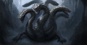Hydra by aaronflorento