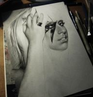Drawing GaGa by Charlzton