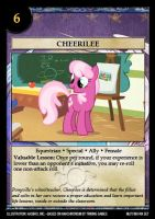Cheerilee card by Trivial1888