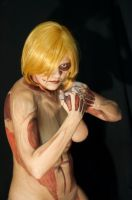 cosplay Annie Leonhart 3 by NakagoinKuto