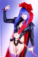 Sheryl Nome Universal Bunny in Black Bunny 02 by multipack223