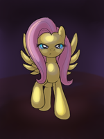 New Fluttershy by RadiateZoom