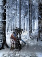 The Hungering Cold by AvannTeth