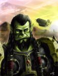 Warchief Thrall Finish by ElGota