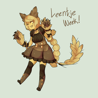Leentje Week! by chesdere