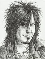 Nikki Sixx 3 by SavanasArt