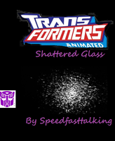 Shattered Glass Animated:Cover by Skylight22