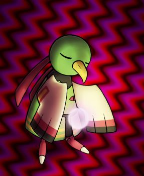 Xatu used Future Sight by PokeGirl5