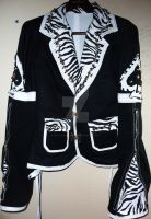 Ace Jacket, front by darknight-sky