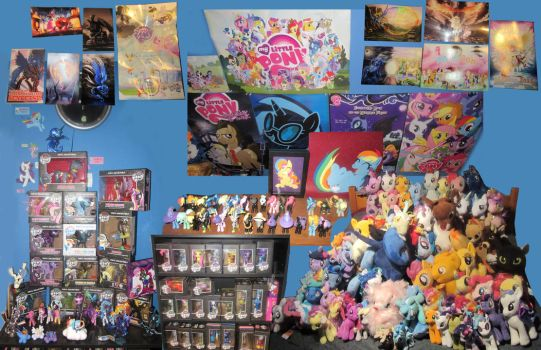 My Little Pony Collection by CyberSwiftBlaze