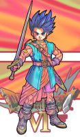 Dragon Quest VI by ARTmageddon