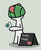 Free Hugs From Ralts by Sleepingartist91